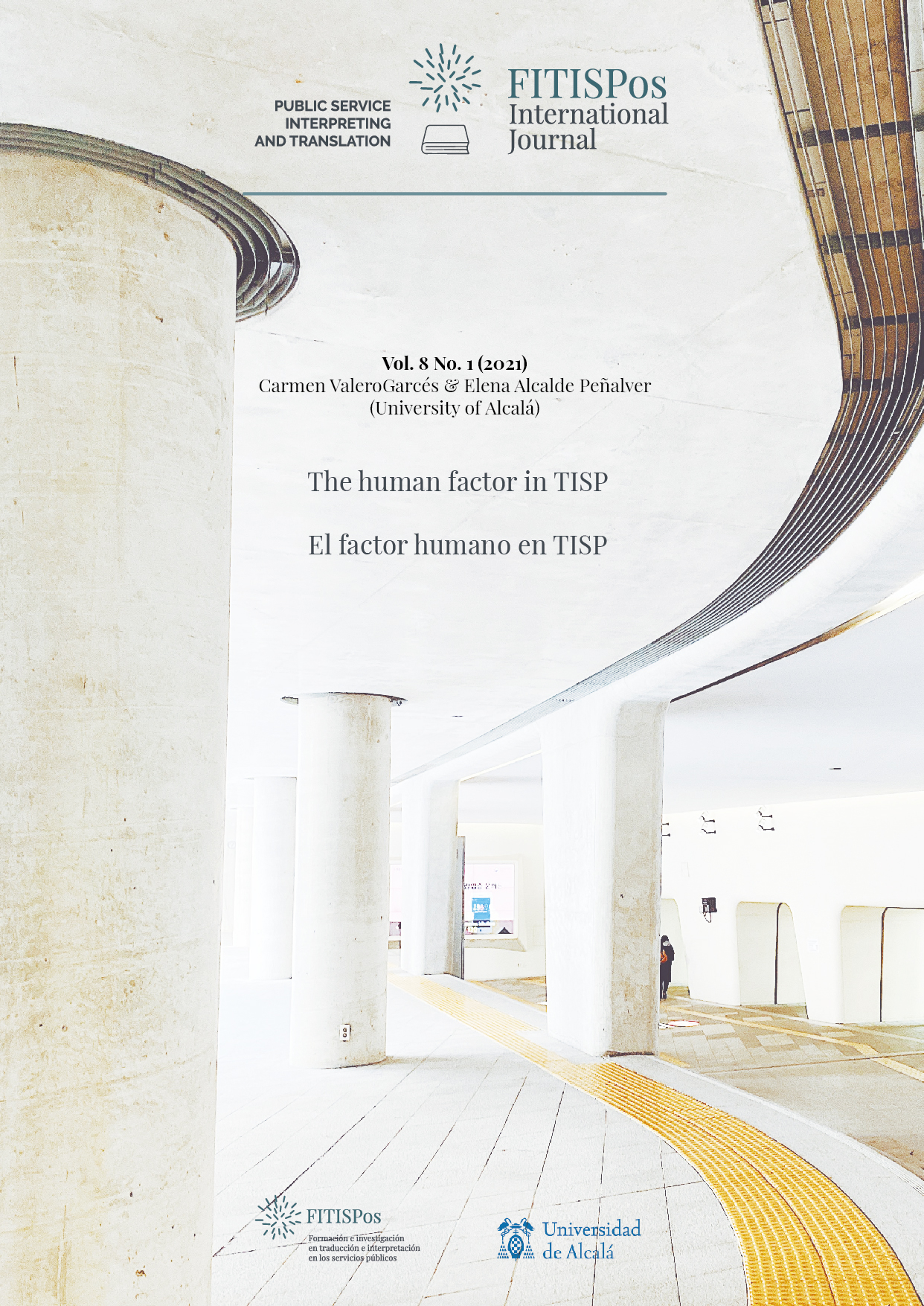View Vol. 8 No. 1 (2021): The Human Factor in PSIT